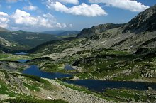 Lacul Florica, Muntii Retezat, Foto: Mihai Păcuraru