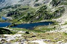 Lacul Florica, Muntii Retezat, Foto: Radu Dârlea