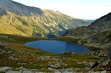 Lacul Peleaga, Muntii Retezat, Foto: Emilia Bota