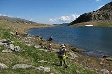 Lacul Peleaga, Muntii Retezat, Foto: Mihai Păcuraru