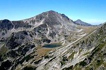 Lacul Peleaga, Muntii Retezat, Foto: Tudor Georgescu