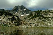 Lacul Pietrele, Muntii Retezat, Foto: Mihai Bursesc