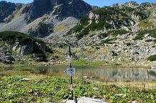 Lacul Pietrele, Muntii Retezat, Foto: Cătălin Lucan