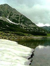 Lacul Stanisoara, Muntii Retezat, Foto: Mihai Bursesc