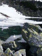 Lacul Stevia, Muntii Retezat, Foto: Fănică Bota