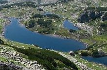 Viorica tó, Retyezát hegység., Fotó: Radu Dârlea