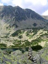 Viorica tó, Retyezát hegység., Fotó: Mihai Bursesc