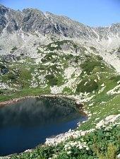 Viorica tó, Retyezát hegység., Fotó: Sisak Tamás