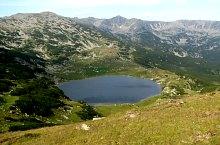 Zănoaga tó, Retyezát hegység., Fotó: Radu Darlea