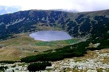 Zănoaga tó, Retyezát hegység., Fotó: Dan Harabagiu