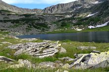 Gales lake, Photo: Matei Domniță