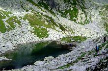 Tăul Agățat tó, Fotó: Radu Dârlea