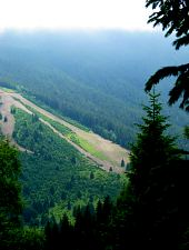 Râușor ski slope, Photo: Alin Ivașcu
