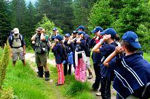 Educational route, Photo: Alin Ivașcu