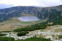 Zănoaga tó, Fotó: Dan Harabagiu