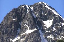 Bucura II peak, Photo: Alin Iliuță