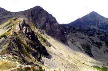 Colții Pelegii and Peleaga peak, Photo: Ovidiu Nicorici