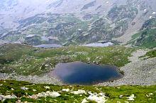 Tăul Porții and the lakes, Photo: Dan Harabagiu