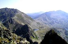 Kapu-tó, háttérben a Peleaga, Fotó: Dragoș Lică
