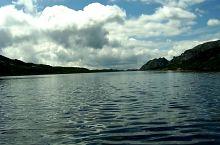 Bucura lake, Photo: Mihai Bursesc