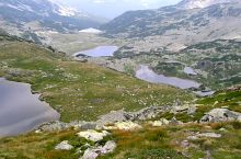 Panorama from the saddle, Photo: Herman László