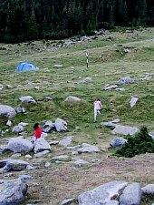 Stâna de Râu, Retyezát hegység., Fotó: Mihai Păcuraru