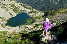 Tapului tó, Retyezát hegység., Fotó: Mihai Păcuraru