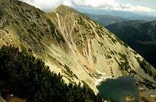 Tapului tó, Retyezát hegység., Fotó: Csupor Jenő