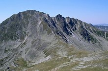 Peleaga peak, Retezat mountains·, Photo: Herman László