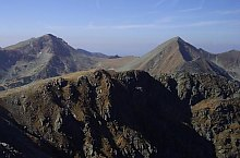 Peleaga peak, Retezat mountains·, Photo: Dan Harabagiu