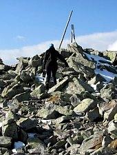Retezát csúcs, Retyezát hegység., Fotó: Silvia David