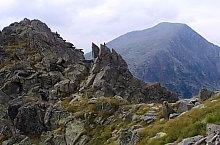 Retezát csúcs, Retyezát hegység., Fotó: Hám Péter