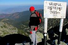 Retezát csúcs, Retyezát hegység., Fotó: Mihai Păcuraru