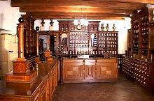 Muzeul de farmacie, Sibiu, Foto: Muzeul Brukenthal