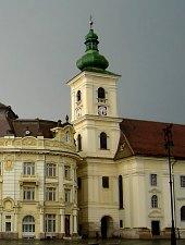 Biserica Catolica, Sibiu, Foto: Miruna Costache Pătruțiu