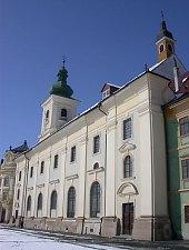 Biserica Catolica, Sibiu, Foto: Andrei Popa