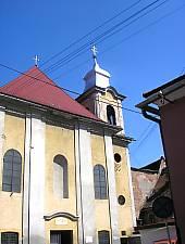 Biserica Franciscana, Sibiu, Foto: Keresztes Kálmán
