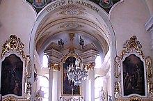 Biserica Franciscana, Sibiu, Foto: Ovidiu Sopa