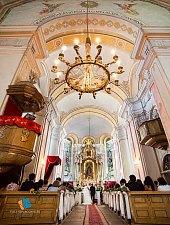 Biserica Ursulinelor, Sibiu, Foto: Vali Novacovschi