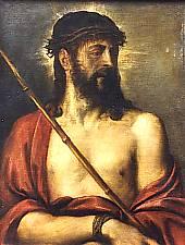 Pinoteca Brukenthal, Tiziano Vecellio da Cadore: Ecce Homo