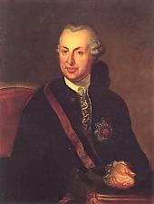 Pinoteca Brukenthal, Anonim austriac sec. XVIII: Baronul Samuel von Brukenthal