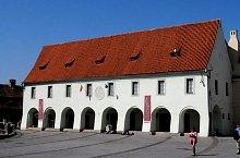 Casa Artelor, Sibiu, Foto: Andrei Popa