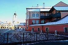 The Luxemburg House, Sibiu·, Photo: Cătălin Nenciu