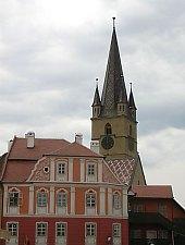 The Luxemburg House, Sibiu·, Photo: Adrian Popa