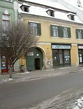Casa Müller, Sibiu, Foto: Keresztes Kálmán