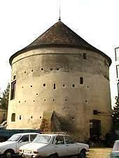 Puskaporos torony, Nagyszeben., Fotó: Ovidiu Sopa
