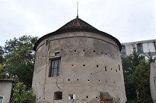 Puskaporos torony, Nagyszeben., Fotó: Andrei Popa
