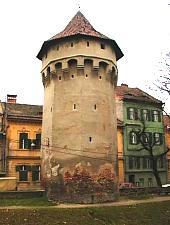 Fegyverkovácsok tornya, Nagyszeben., Fotó: Ovidiu Sopa