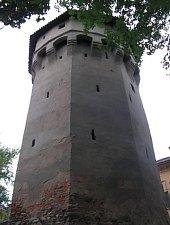 Gunsmiths Tower, Sibiu·, Photo: Ovidiu Nicorici