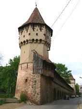Kádár torony, Nagyszeben., Fotó: Ovidiu Sopa